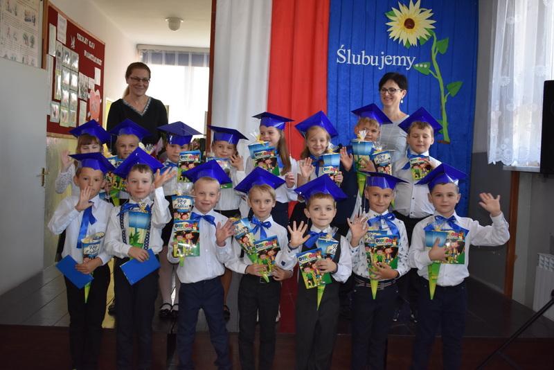 Święto społeczności szkolnej w Wilczyskach