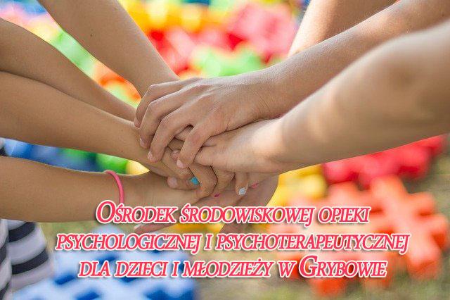 Ośrodek środowiskowej opieki psychologicznej i psychoterapeutycznej dla dzieci i młodzieży w Grybowie