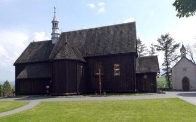 Transmisja mszy świętych z kościoła parafialnego – Wilczyska