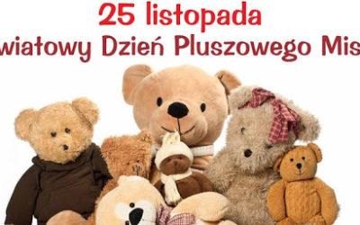 Światowy Dzień Pluszowego Misia w Wilczyskach