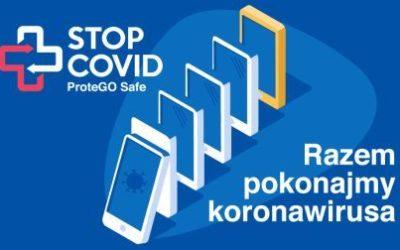 Aplikacja STOP COVID – razem pokonajmy koronawirusa