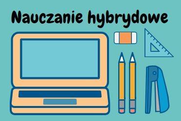 Nauczanie hybrydowe dla klas 4-8 od 17.05.2021