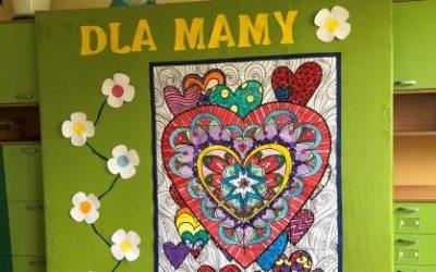 Dzień Matki – program artystyczny dzieci klas 1-3